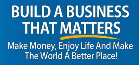 Build a business that matters - Iconica Communications