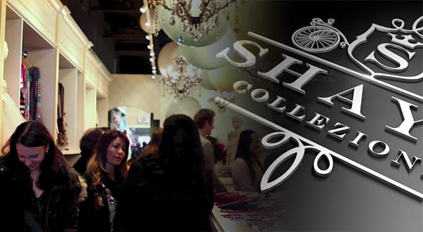 Shaye Collezioni opening