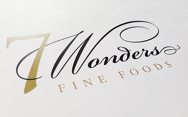 7 Wonders logo - Iconica Communiations