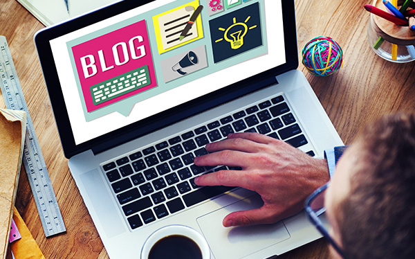 Blogging can help your marketing