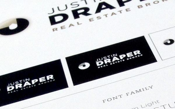 Justin Draper's Brand Identity