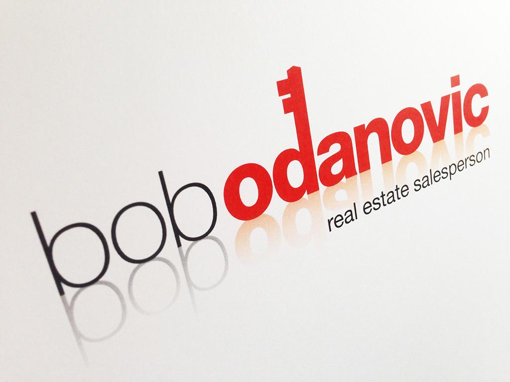 Bob Odanovic logo