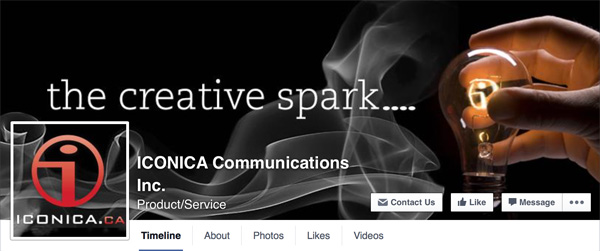 The creative spark - Iconica Communiations
