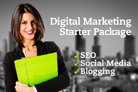 Digital Marketing Starter Package - Iconica Communications