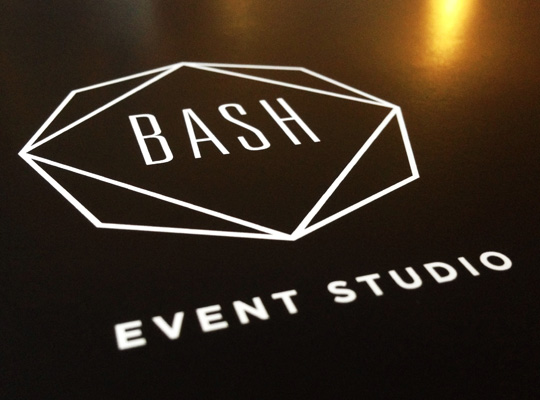 Bash Event Studio logo - Iconica Communications