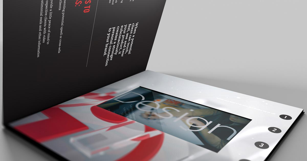 Video book - Iconica Communications
