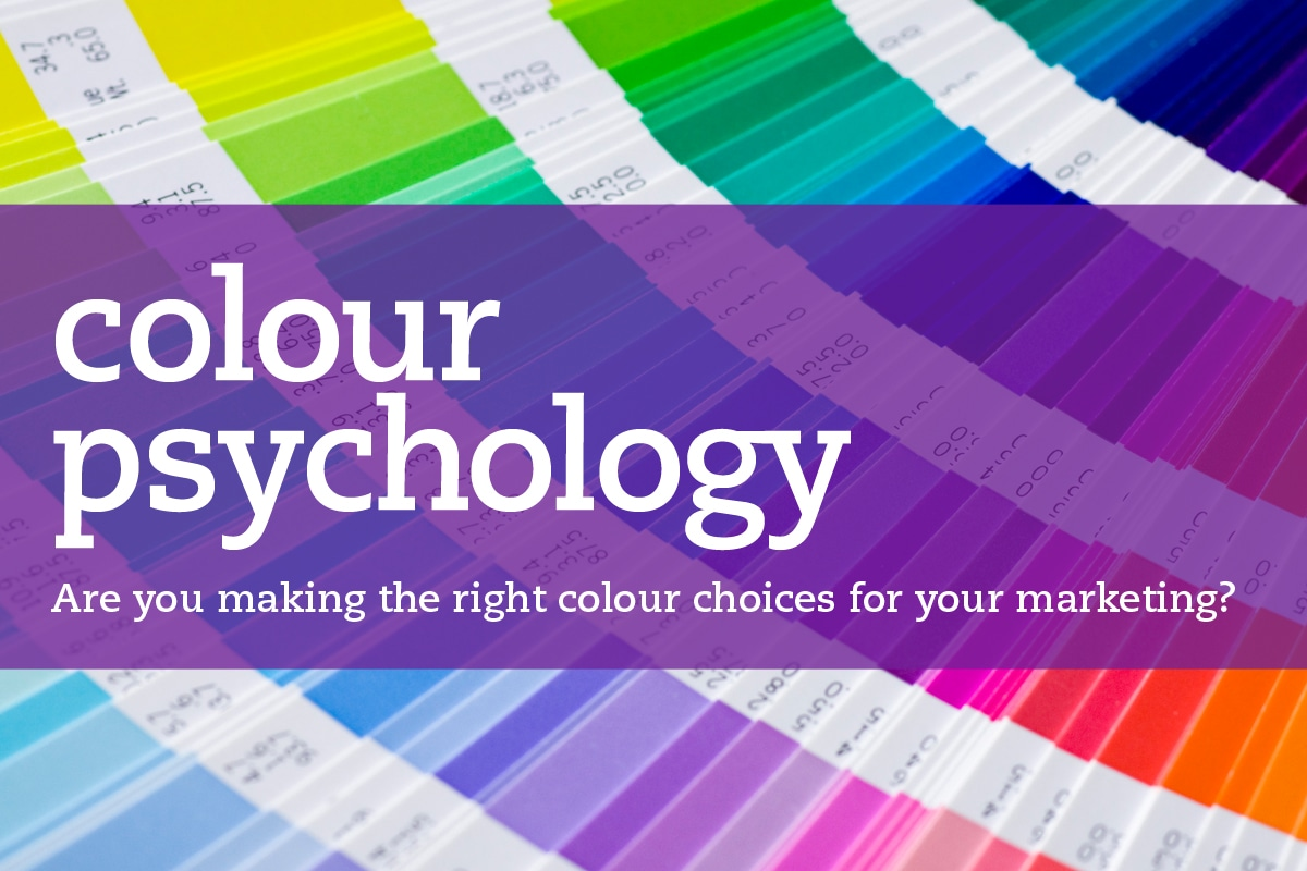 Colour Psychology - Iconica Communications