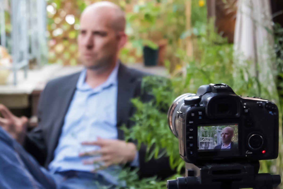 Video blogs and content marketing