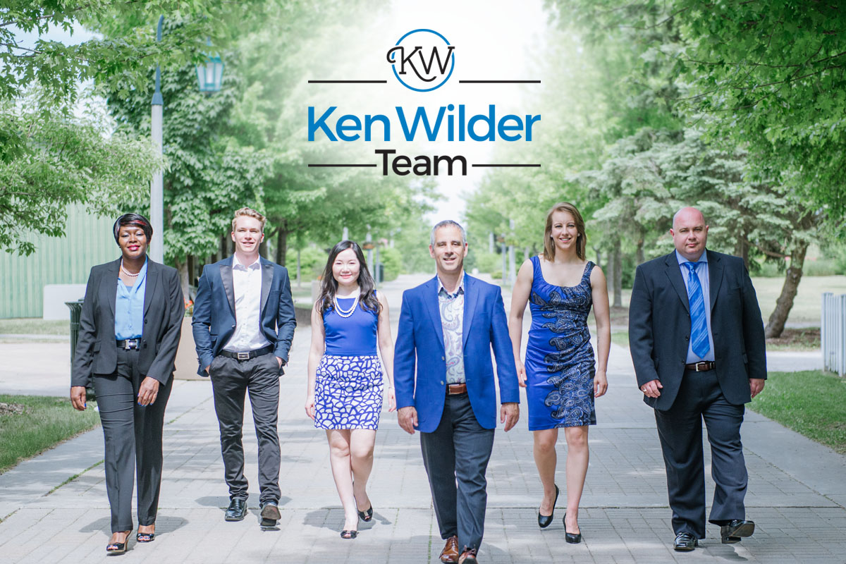 Just branded: Ken Wilder Team