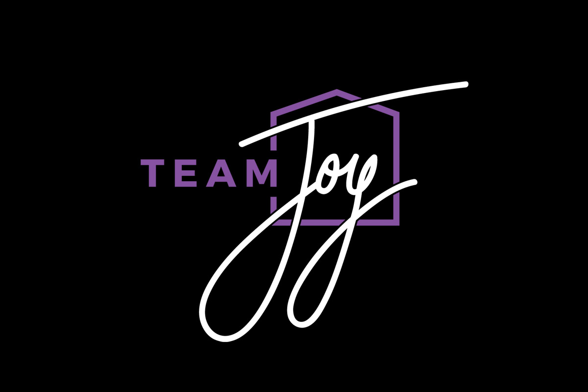 Team Joy logo - Iconica Communications