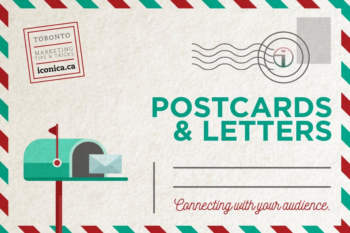 Postcards & Letters