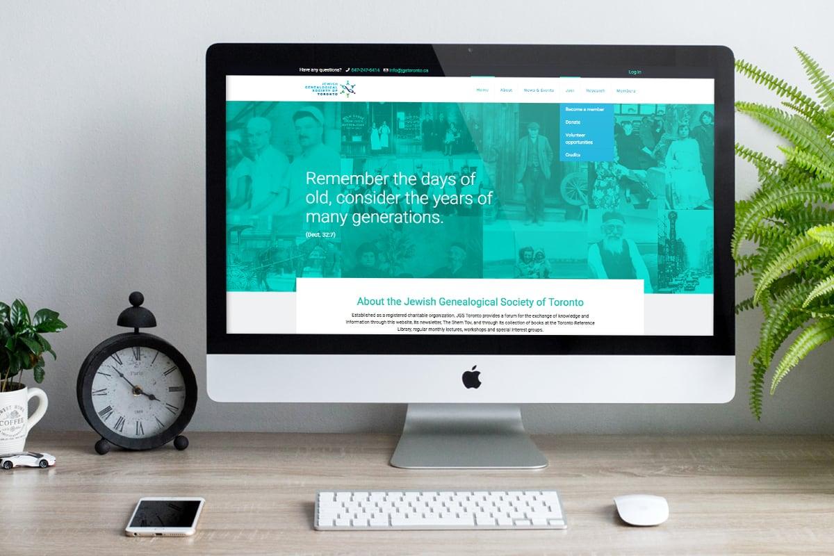 JGST website