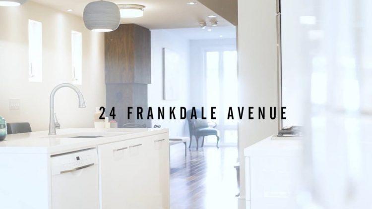 24 Frankdale Ave