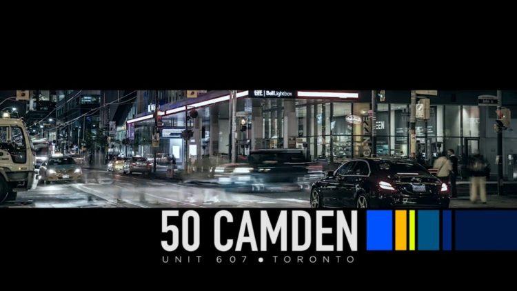 50 Camden St unit 607