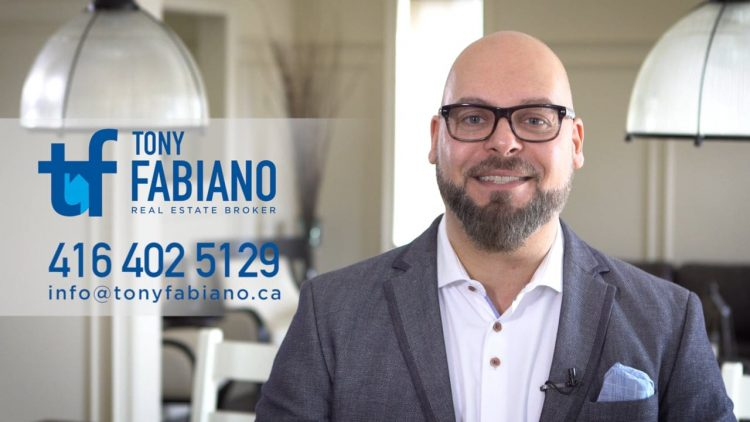 Tony Fabiano – First Time Home Buyer