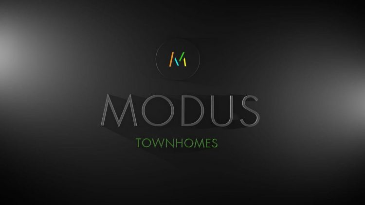 Modus Townhomes