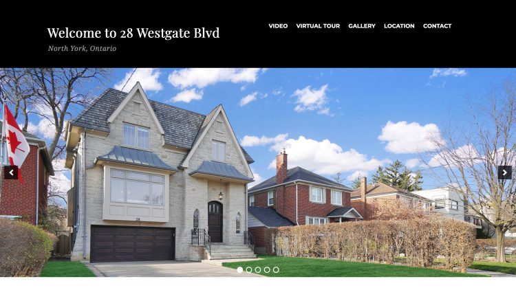 28 Westgate Single Property Website
