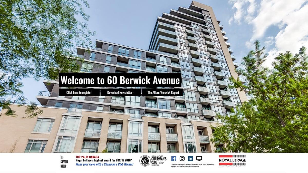 60 Berwick