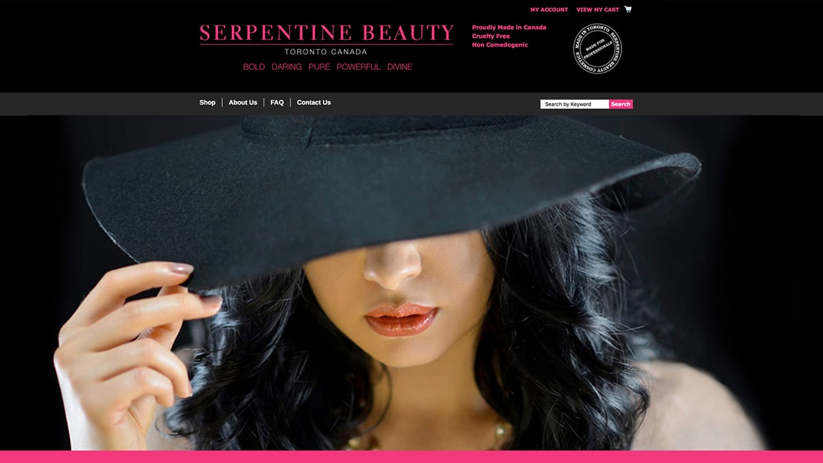 Serpentine Beauty