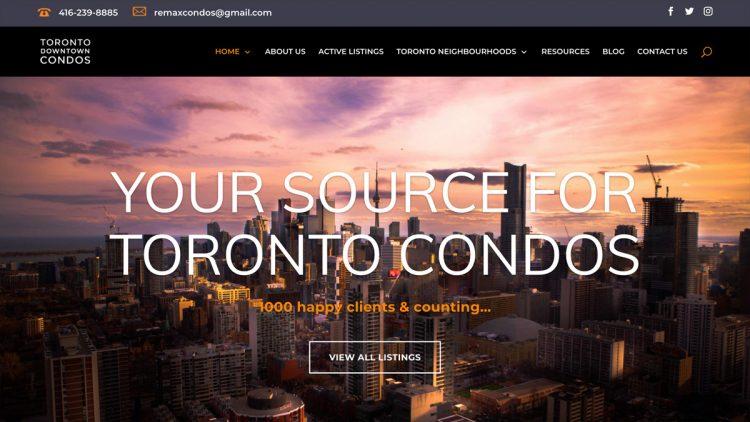 Toronto Downtown Condos - Imran Khan