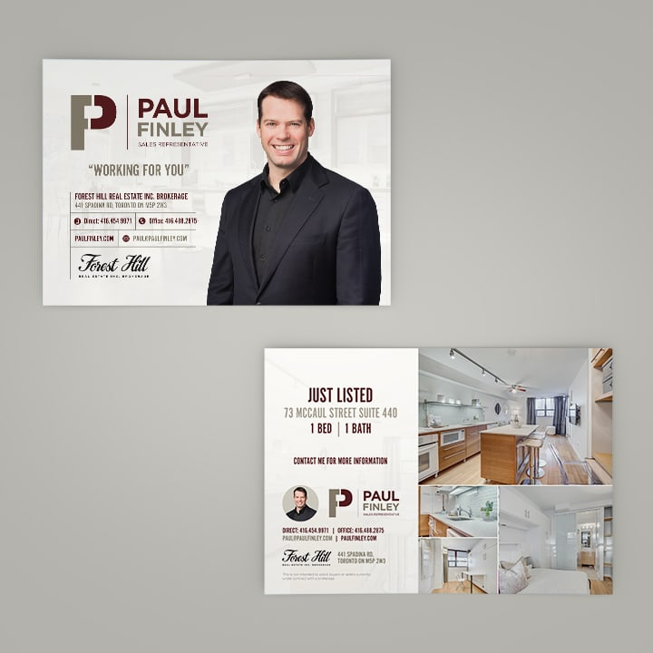 Iconica Real Estate Marketing - Direct Mail