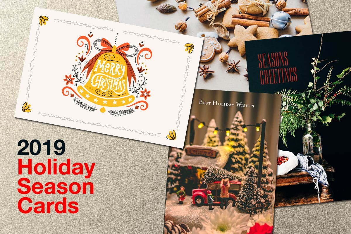 2019 Holiday cards - Iconica Communications