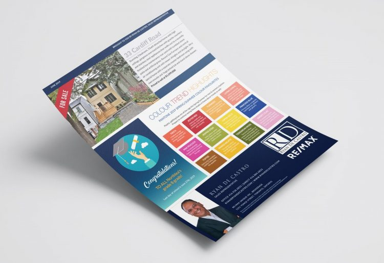 Mailed brochure - Iconica Communications