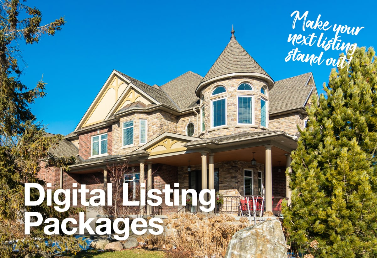Digital Listing Packages - Iconica Communications