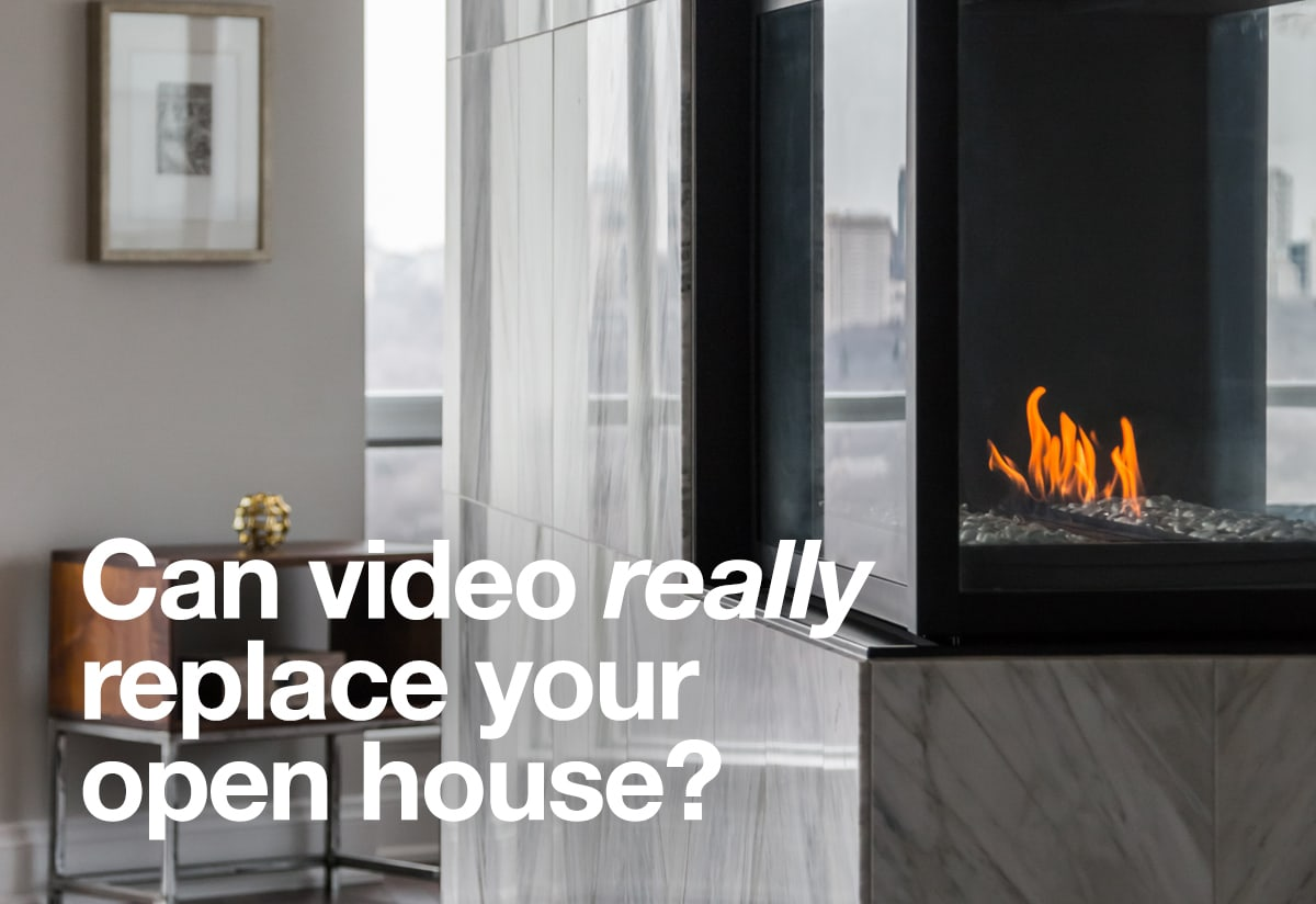 Can video replace your open house?