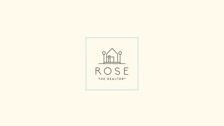 Rose the Realtor logo - Iconica Communications