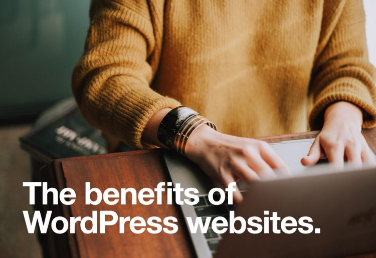 Benefits of wordpress - Iconica Communications