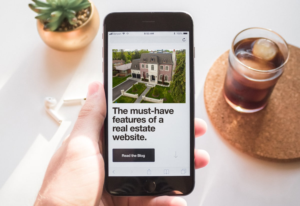 Must have features of a real estate website