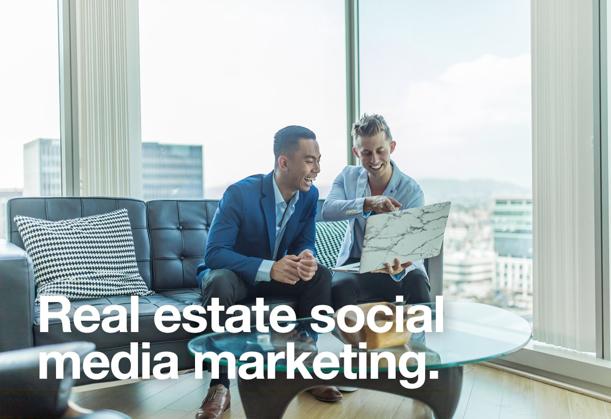 Real estate social media marketing - Iconica Communicaitons