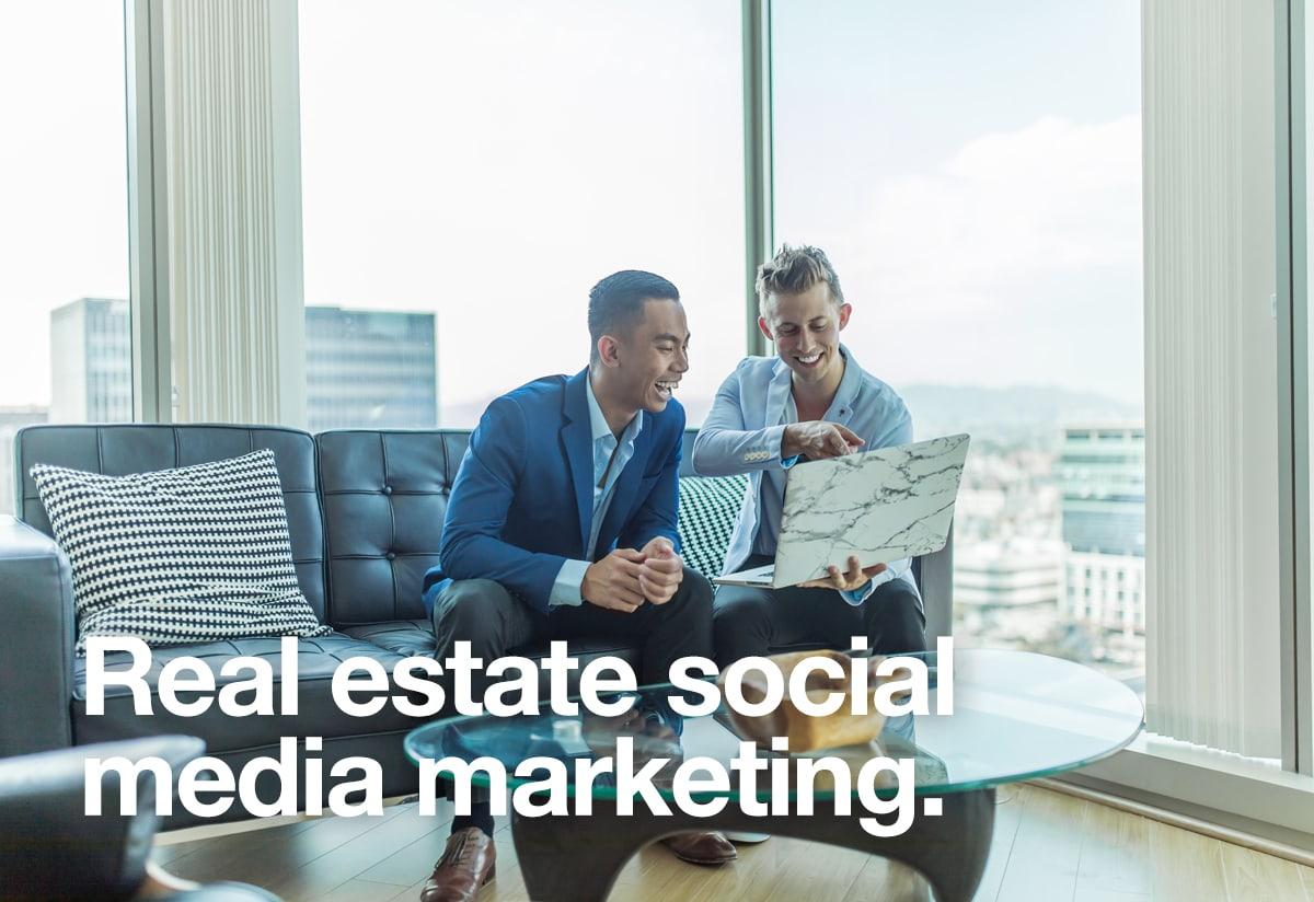 Real estate social media marketing - Iconica Communicaitons