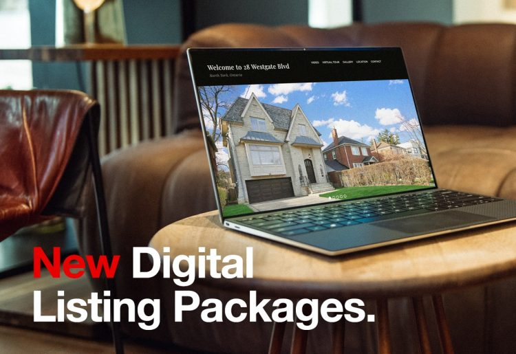 New Digital Listing Packages - Iconica Communications